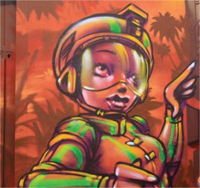 Graff caserne