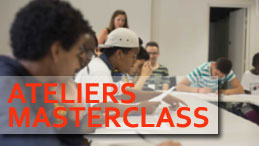 Ateliers-Masterclass