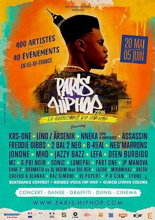 affiche-paris-hip-hop-2016-Timeline