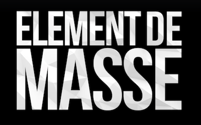ELEMENT DE MASSE