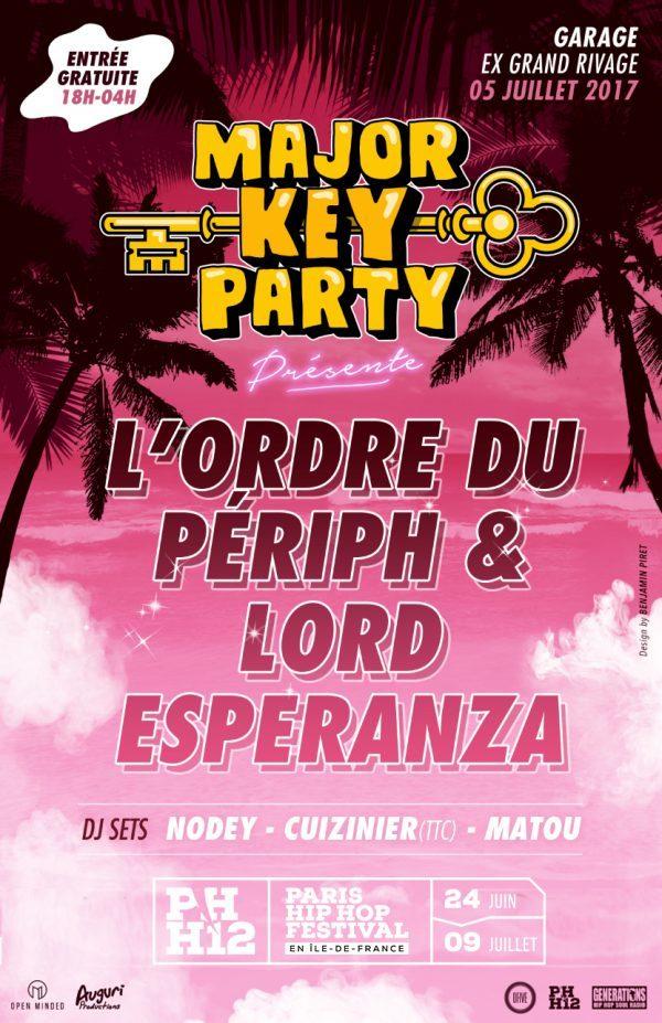 MAJOR KEY PARTY