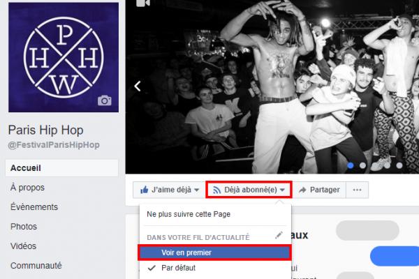 Facebook PHH