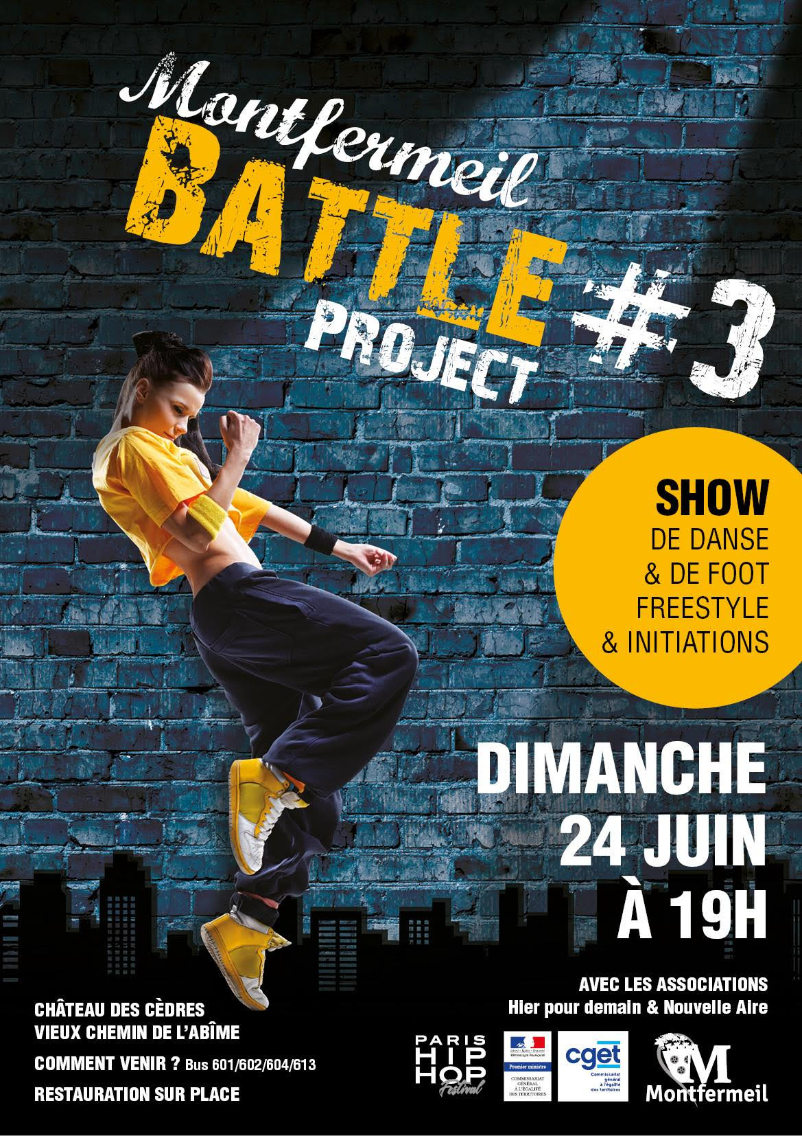 battle project
