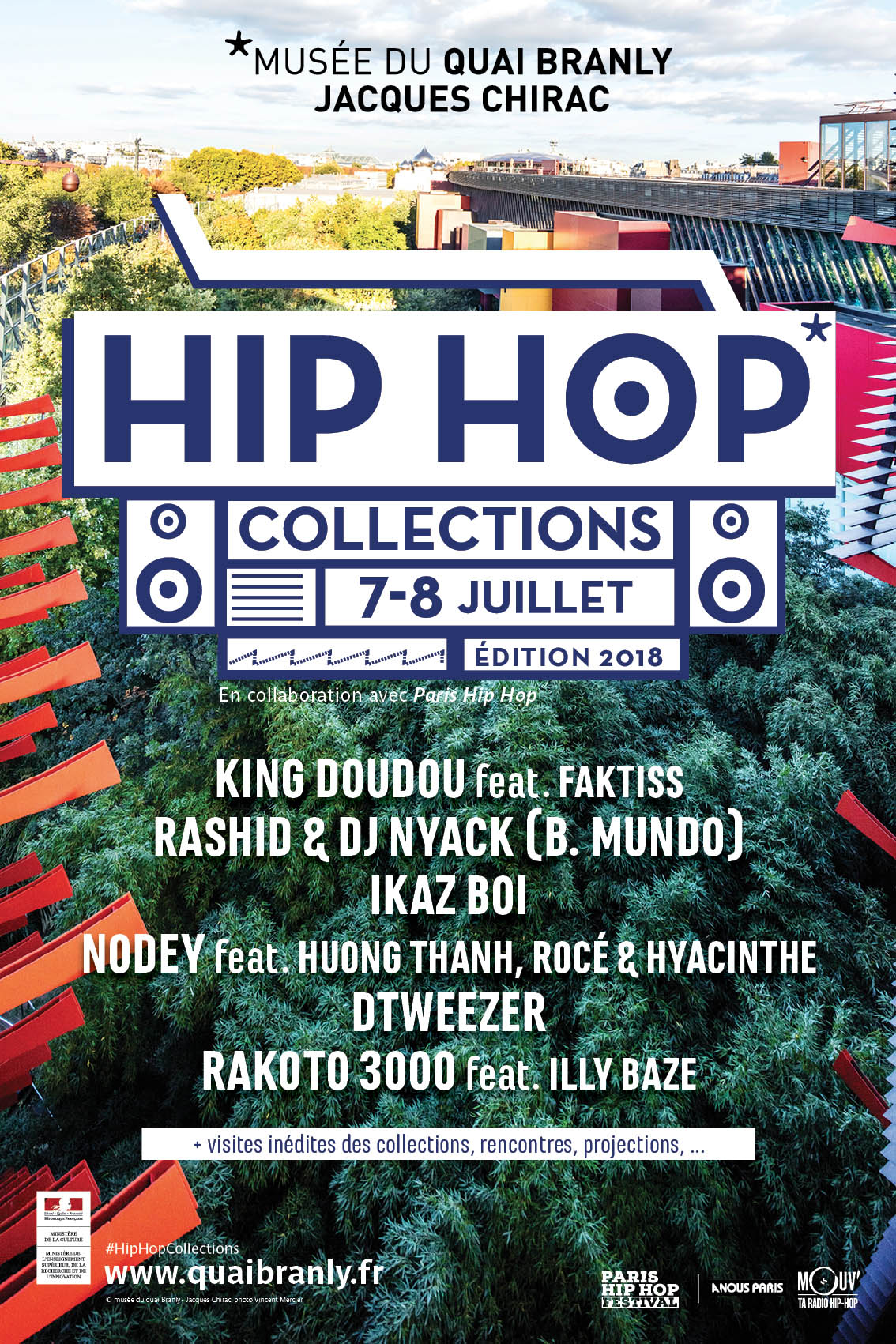 HIP HOP COLLECTIONS _Line_Up_BD