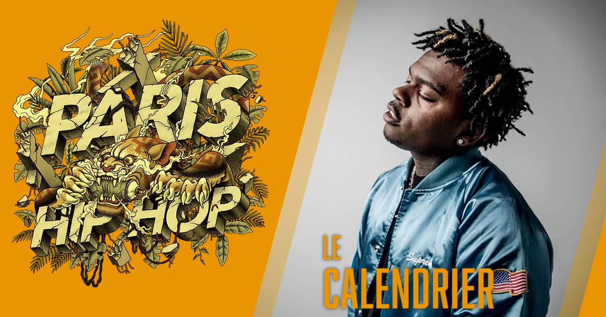 Calendrier Festival.Banniere Le Calendrier Festival Paris Hip Hop