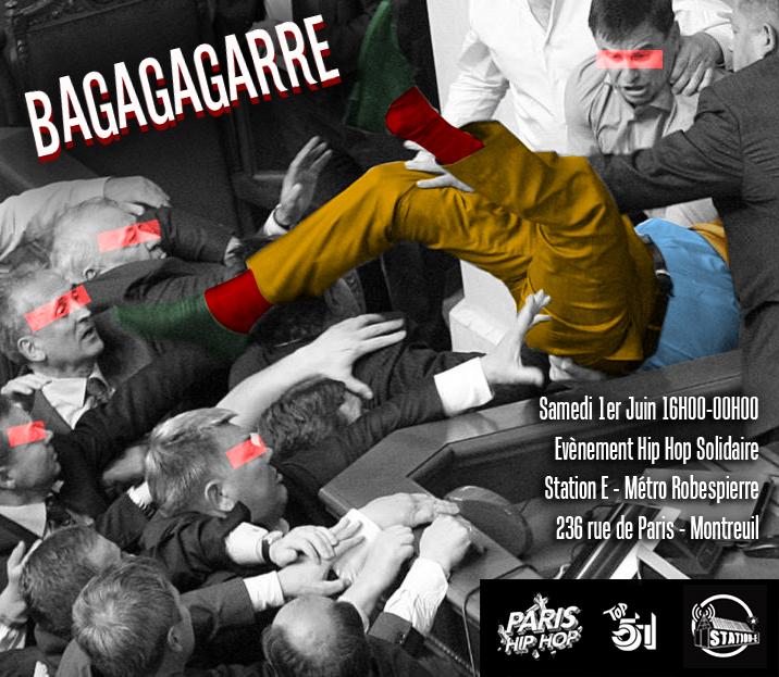 Bagagagarre