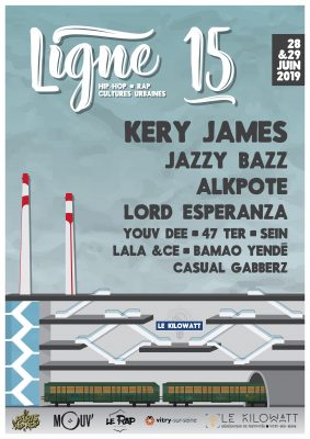 festival Ligne 15