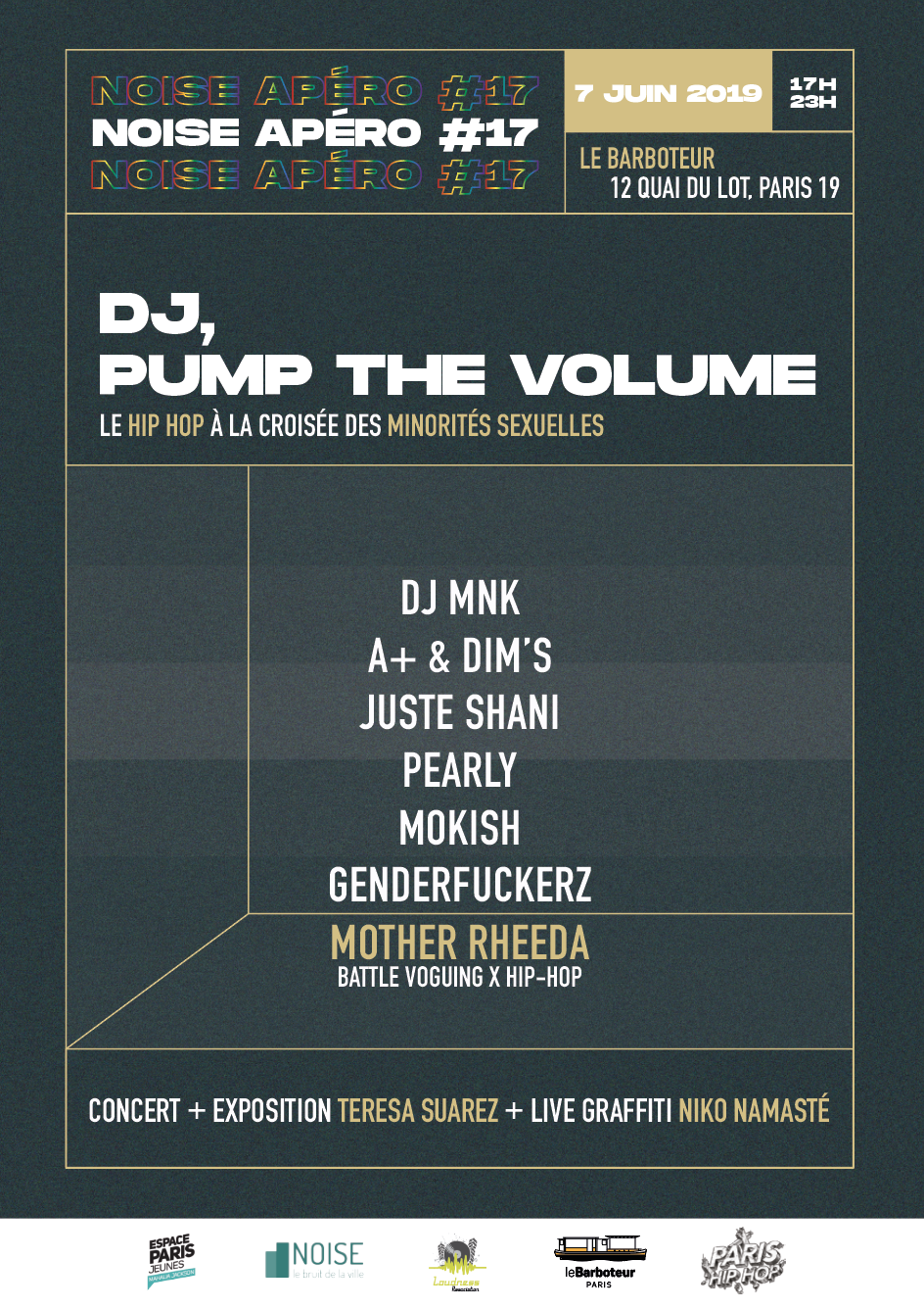 DJ Pump The Volume