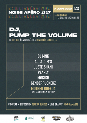 DJ Pump The Volume
