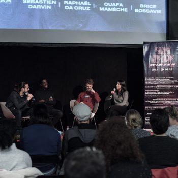 Conférence « L'Obsession Rap : présentation, rencontre et témoignages »