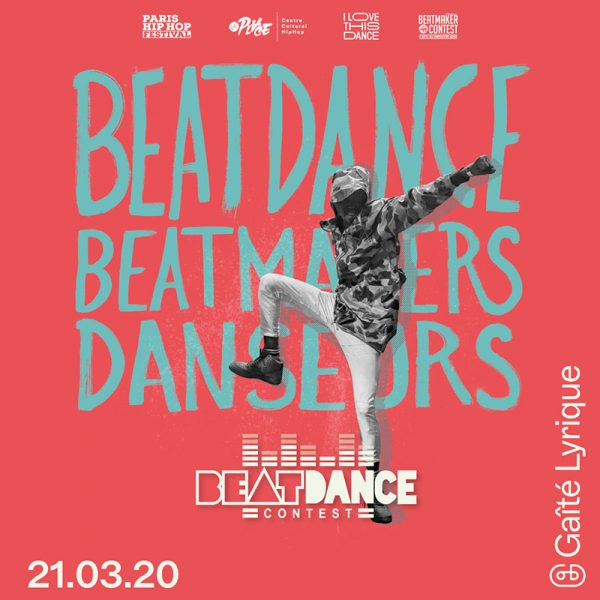 Beatdance Contest 2020 visuel