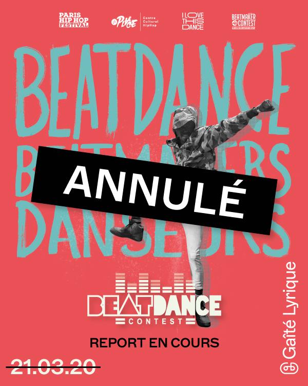 beatdance contest 2020 report